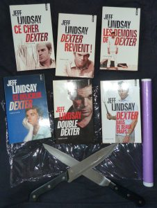 Collection Dexter Jeff Lindsay