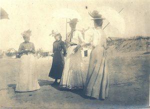 Vacances en 1900