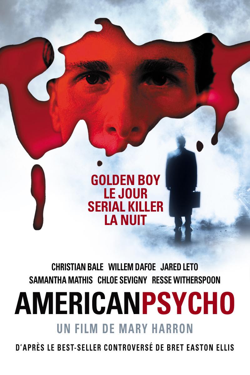 Affiche film American Psycho