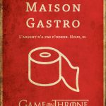 Game of Thrones gastro