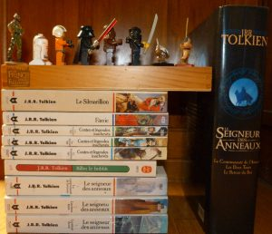Collection Terres du Milieu Tolkien
