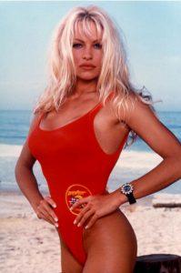 Pamela Anderson Alerte à Malibu