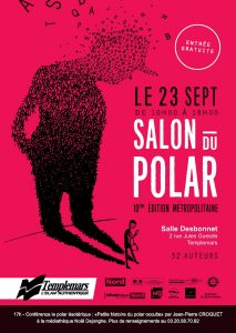 Salon du polar Templemars 2017