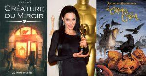 Angelina Jolie Carnaval Créature K d'Or 2017