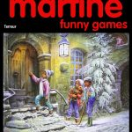 Détournement Martine Funny games par Un K à part