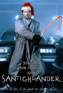 Christophe Lambert Santa Highlander
