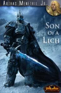Détournement Arthas Menethil son of a lich king par Un K à part