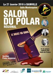 Salon polar canard policier Dainville 2018