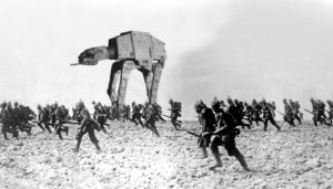 AT-AT Walker Grande Guerre par Un K à part