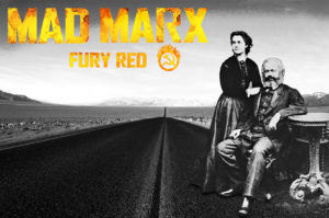 Mad Marx Fury Red par Un K à part