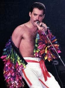 Freddie Mercury chemise Maxime Gillio