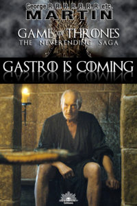 Détournement Game of Thrones Gastro is coming par Fred Un K à part