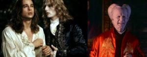 Vampires Louis Lestat et Dracula