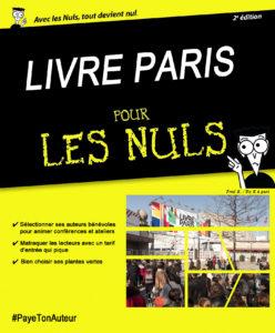 Détournement Livre Paris pour les nuls par Un K à part