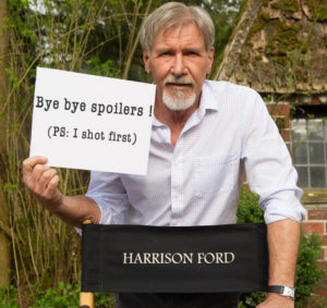 Harrison Ford shot first