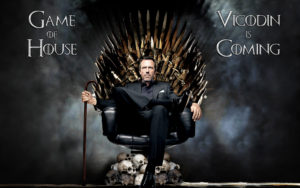 Détournement Game of House par Un K à part