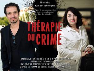 Affiche Thérapie du crime Alexandre Astier par Un K à part