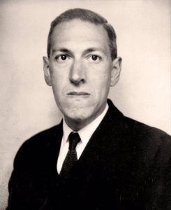 HP Lovecraft Jo le rigolo