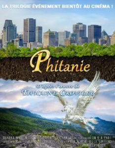 Affiche film Phitanie par Un K à part