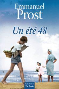 Un été 48 Emmanuel Prost couverture