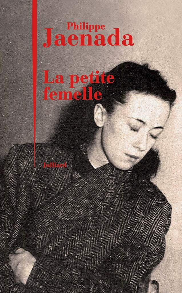 La Petite femelle Philippe Jaenada couverture