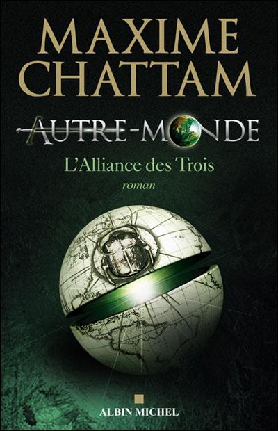 Maxime Chattam Autre monde couverture