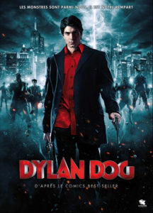Affiche film Dylan Dog