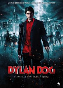 Affiche film Dylan Dog