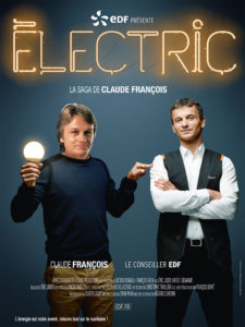 Détournement Electric par Un K à part