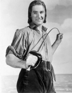 Errol Flynn pirate