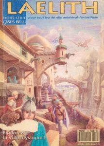 Laelith hors-série Casus Belli