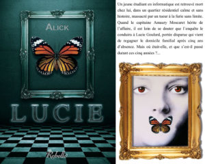 Couverture Lucie Alick