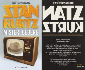 Couverture Mister Iceberg Marc Falvo Stan Kurtz
