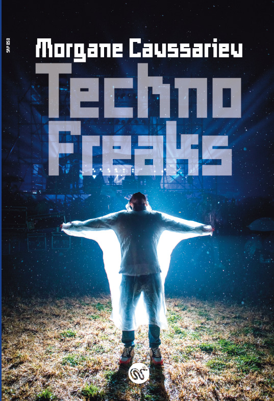 Techno Freaks Morgane Caussarieu couverture