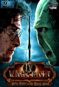 Warcraft IV Harry Potter Voldemort