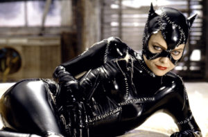 Michelle Pfeiffer Catwoman latex