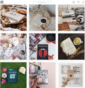 Bookstagram degré zéro inventivité