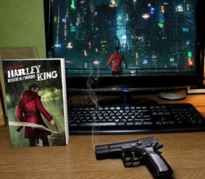 Montage Harley King par Un K à part v5