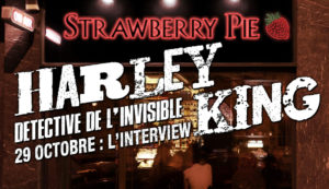 Harley King interview