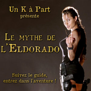 Eldorado Lara Croft Angelina Jolie Tomb Raider