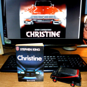Couverture Christine Stephen King