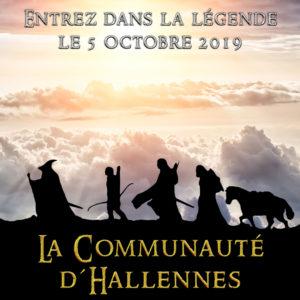 Halliennales 2019 Communauté d'Hallennes
