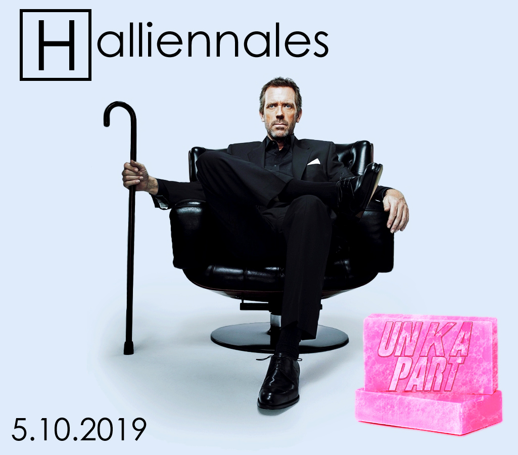 Halliennales 2019 Dr House