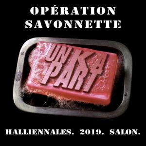 Opération Savonnette Halliennales 2019 stand blog Un K à part