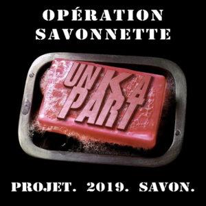 Opération Savonnette stand blog Un K a part