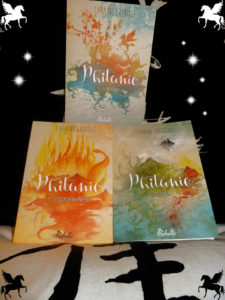 Trilogie Phitanie Tiphaine Croville pégases