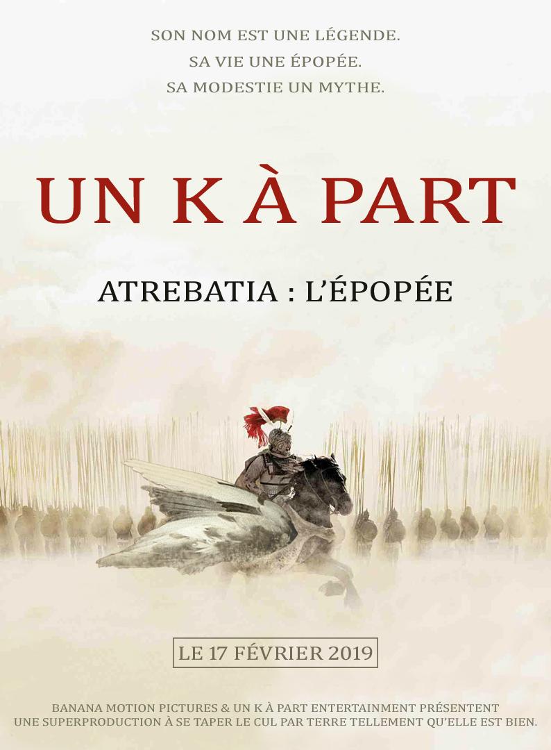 Un K à part à Atrebatia