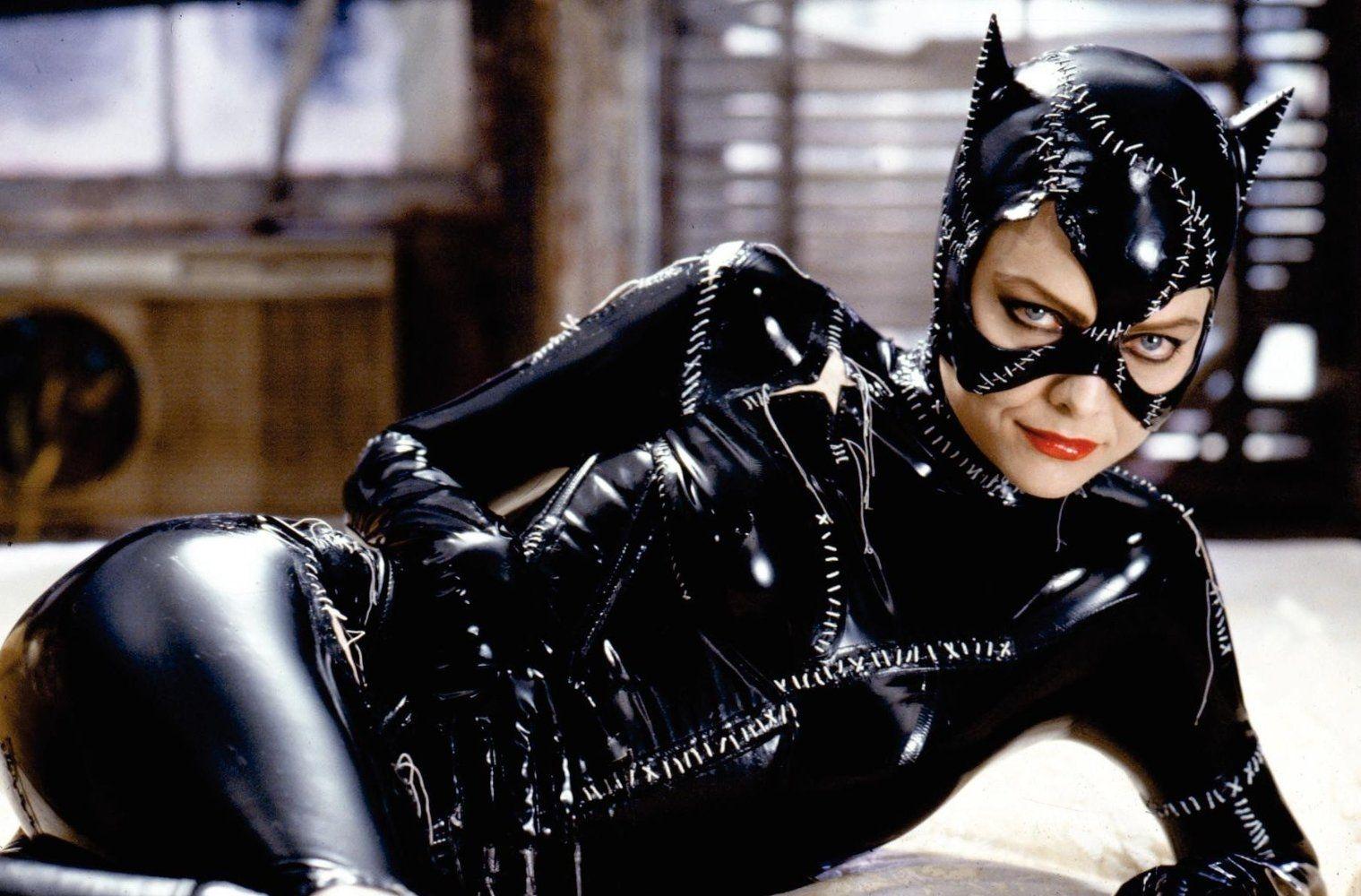 Michelle Pfeiffer Catwoman Batman Le Défi