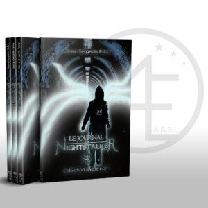 Le journal du Nightstalker Steve Serpent Fabry Le Monde des Etoiles