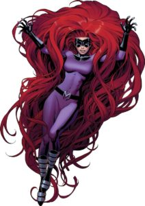 Medusa Marvel comics